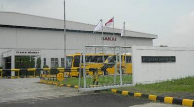Cara dan Syarat Melamar Kerja di PT Sakai Indonesia Terbaru