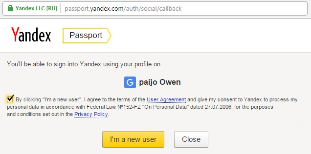 cara submit blog di webmaster yandex