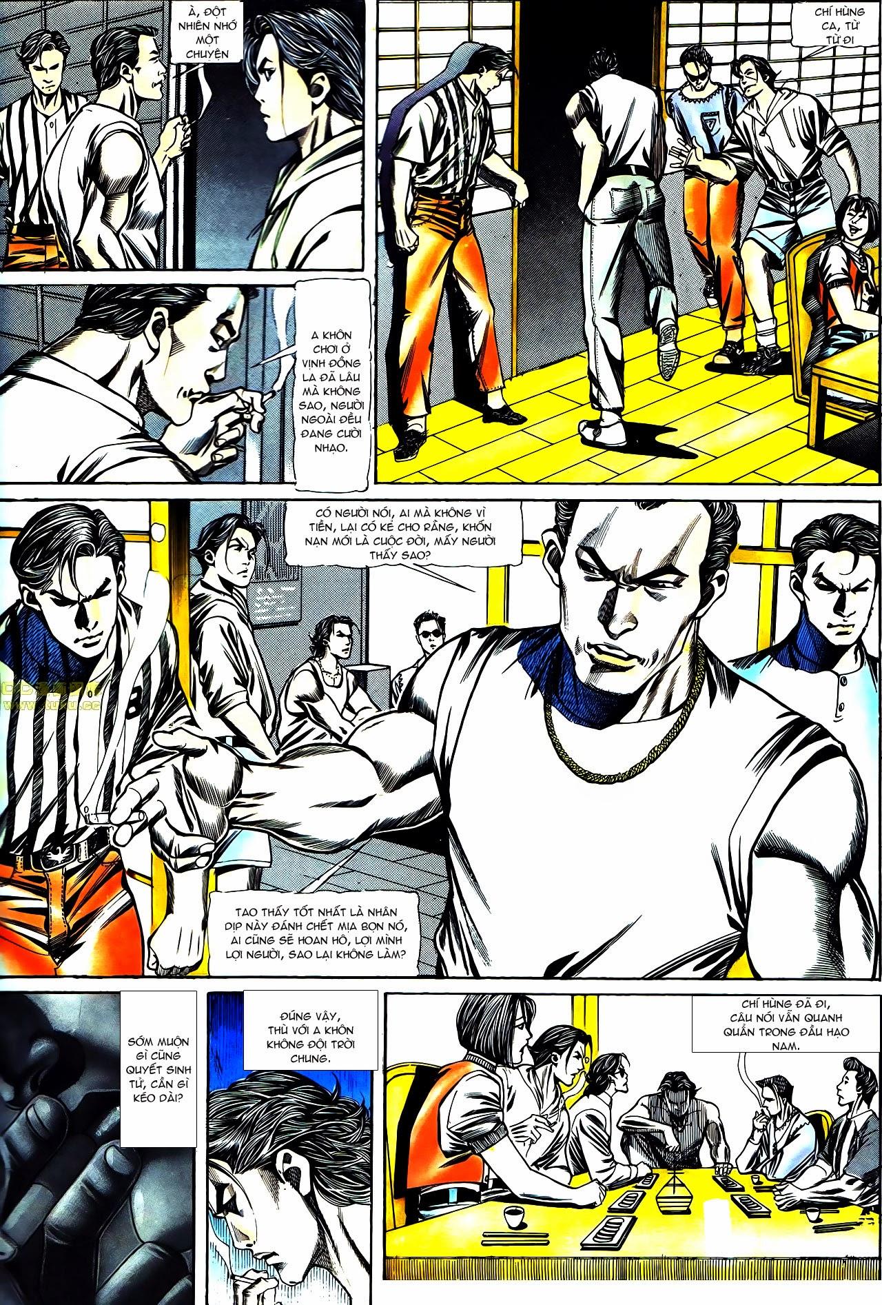 Người Trong Giang Hồ chapter 124: thập tam muội trang 26