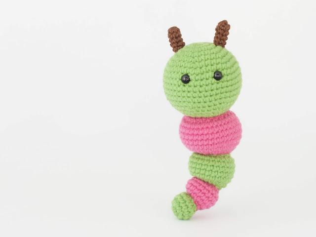 amigurumi-caterpillar-gusano-crochet