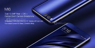 MI brand phone