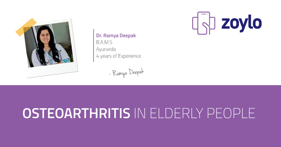 Osteoarthritis symptoms and treatment