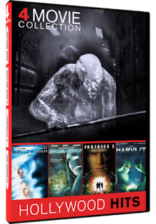 DVD Review - 4 Movie Collection: Hollow Man/ Hollow Man 2/ Fortress 2/ The Harvest