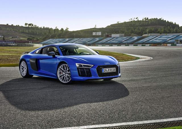 Audi R8 V10 Quattro