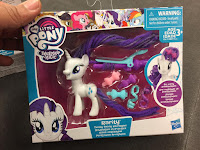 MLP Reboot Series Twisty Twirly Hair Rarity