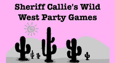 Sheriff Callie's Wild West Party Games-Ideas for a Western party