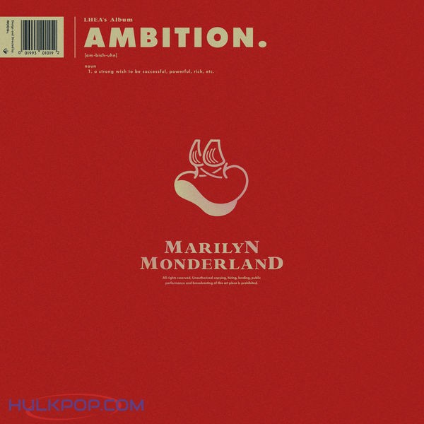 Marilyn Monderland – Ambition – EP (ITUNES MATCH AAC M4A)
