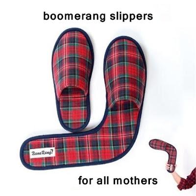 Zapatillas boomerang, el deseo de cualquier madre