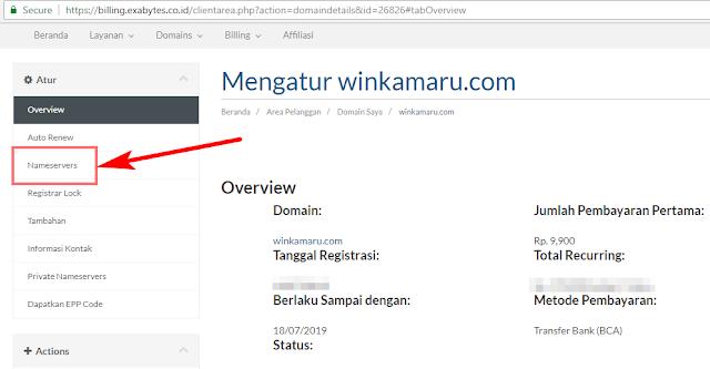 Cara Ganti Domain Blogspot dengan Domain TLD