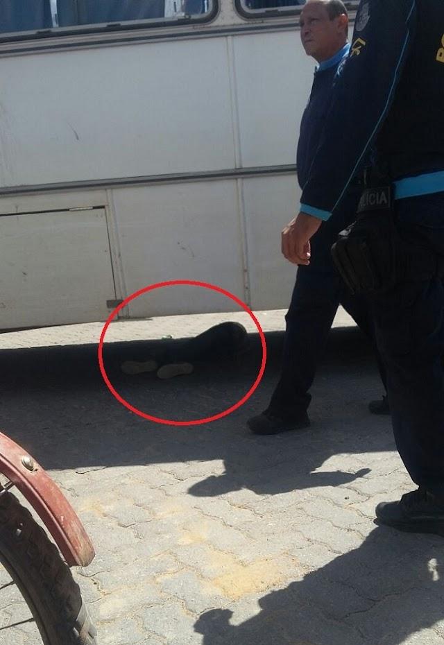 EM Massapê-CE: Garota de 12 anos morre esmagada por ônibus