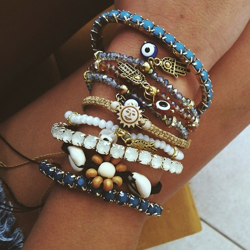Five Braclets Trends