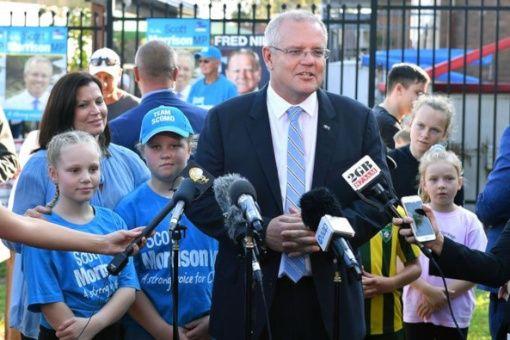 Coalición conservadora gana comicios legislativos en Australia