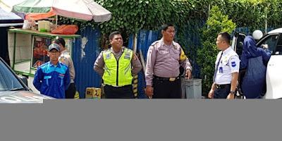 Polisi Karawang Himbau Anak Muda Nongkrong Malam Tidak Boleh Lewat Jam 23.00 WIB