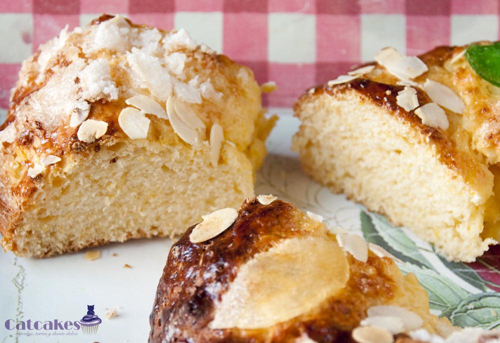Roscón De Reyes Sin Gluten Catcakes Repostería Creativa