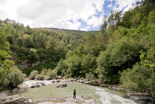 Rio Bellos - Añisclo, Huesca por El Guisante Verde Project