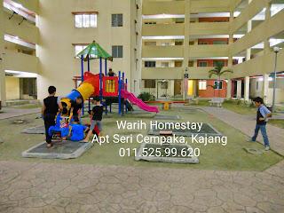 Warih-Homestay-Sri-Cempaka-Kajang-Playground