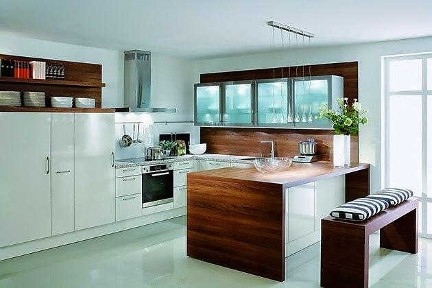 10 cocinas peque as en forma de u colores en casa - Cocinas en forma de u pequenas ...