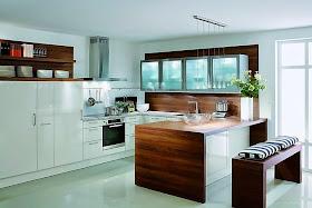 Fotos Ideas Para Decorar Casas - Cocinas-pequeas-en-forma-de-u