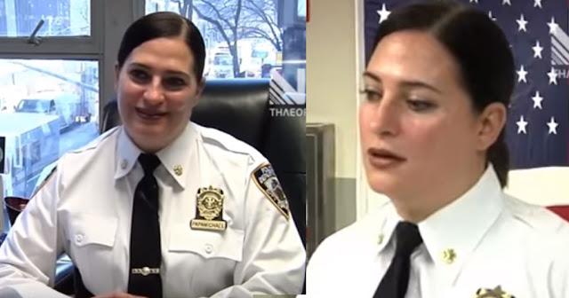 Χανιώτισσα διοικεί αστυνομικό τμήμα στην μεγαλύτερη περιοχή της Νέας Υόρκης
