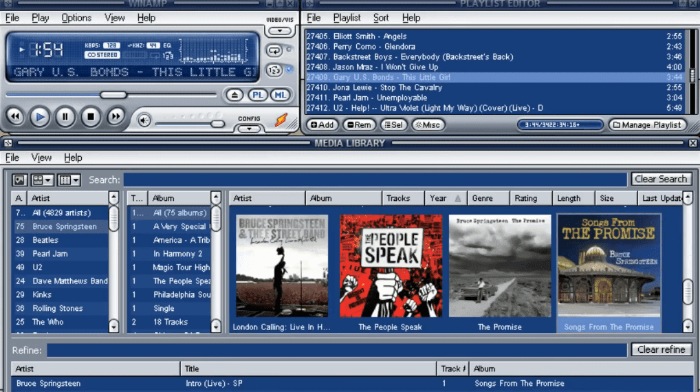 Free winamp download for mac.