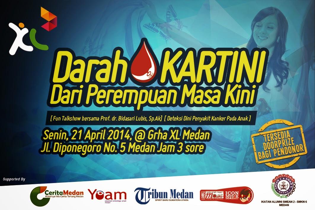 Donor Darah XL