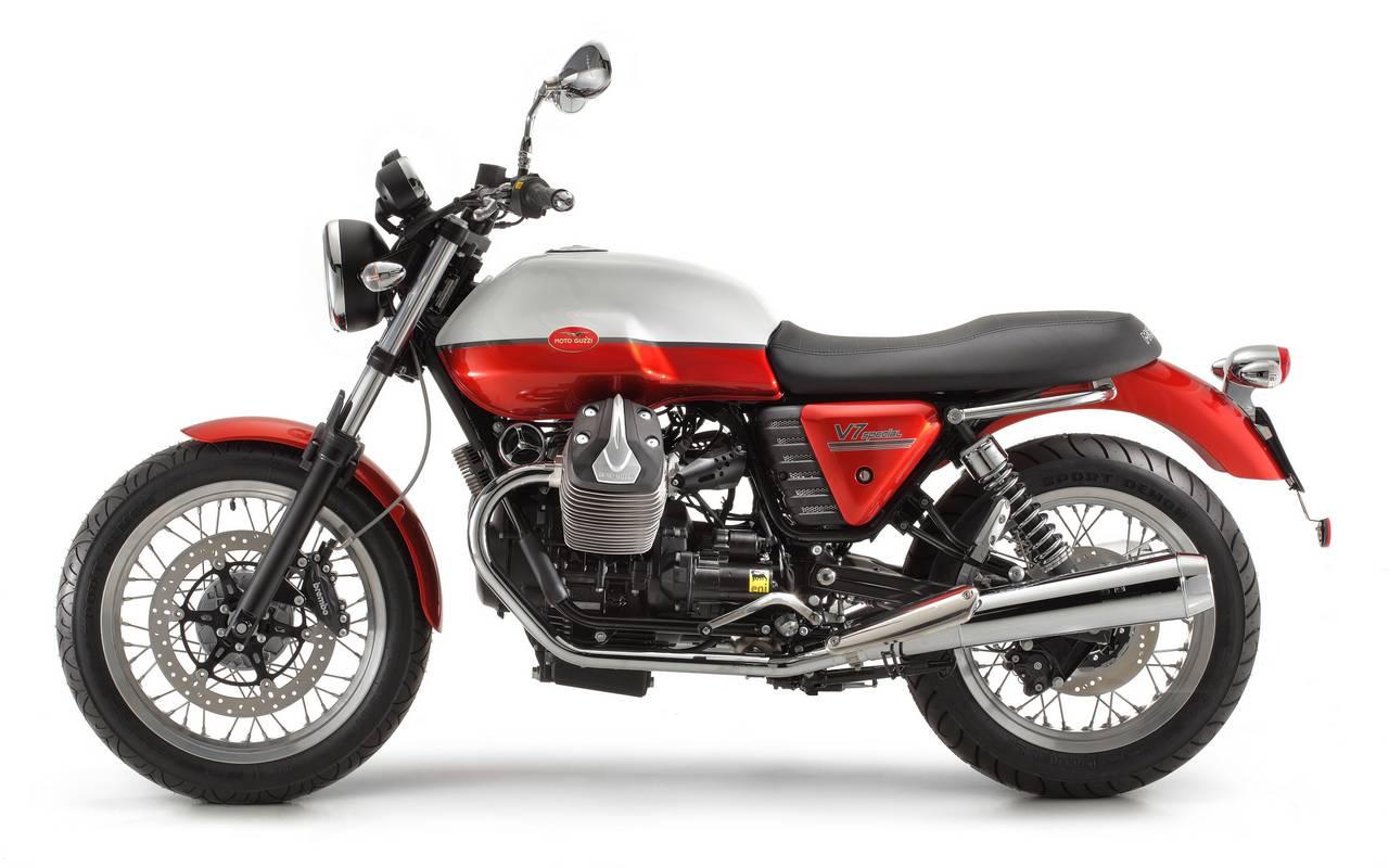 cafe racer special 2012 moto guzzi v7 special. Black Bedroom Furniture Sets. Home Design Ideas