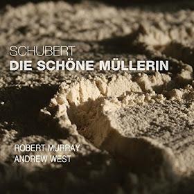 Schubert - Die schöne Müllerin - Robert Murray, Andrew West - Stone Records