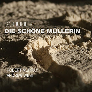 Schubert - Die schöne Müllerin - Robert Murray, Andrew West - Stone Records