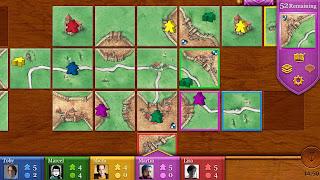 Carcassonne - juego de mesa familiar