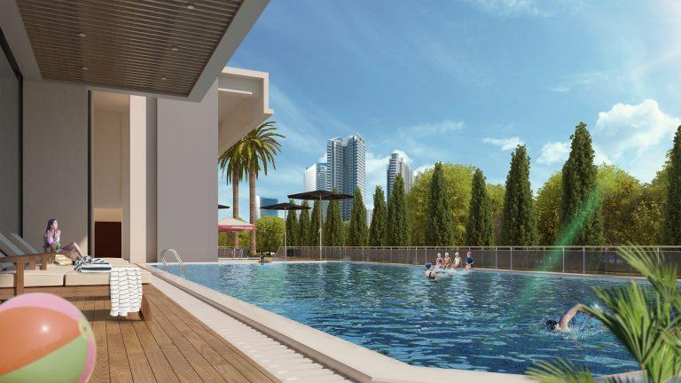 Bể bơi ngoài trời Eco Dream