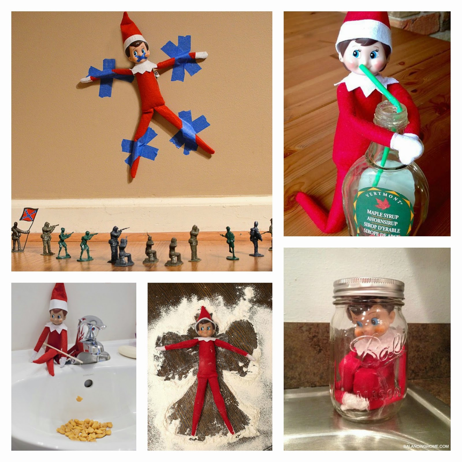 Our New Family Christmas Traditions Part 1 Elf On The