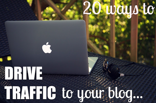 20 Creative Ways to Get More Traffic