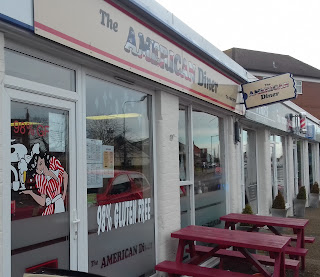 The American Diner in Felixstowe is 98% gluten free