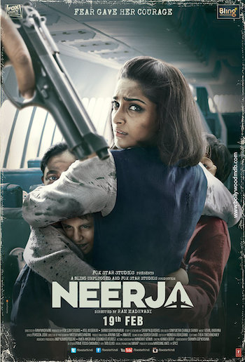 Neerja 2016 Hindi Movie Download