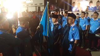 Wakil Bupati Trenggalek Resmi Dilantik Sebagai Ketua DPD KNPI Jawa Timur