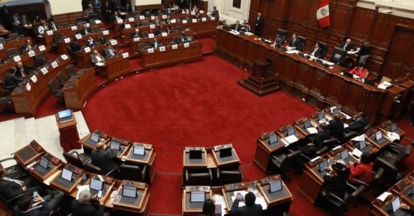 Bicameralidad modificada por el Congreso sube al 65% de desaprobación