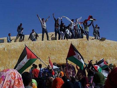 Sáhara Occidental: XI Aniversario del Levantamiento de la Independencia contra Marruecos