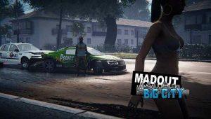MadOut2 BigCityOnline MOD APK Infinite Money