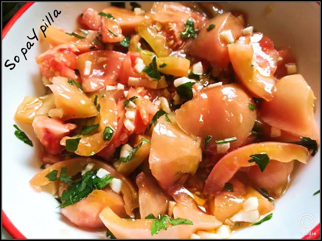 Picadillo De Tomate