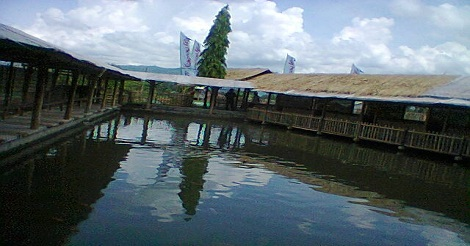 Pemancingan Kampung Ulam Magelang