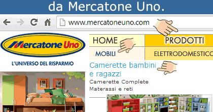 Risparmiello mercatone uno camerette per bambini soppalco for Mercatone uno materassi
