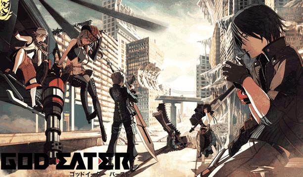 God Eater - Anime Action Fantasy Terbaik dan Terseru