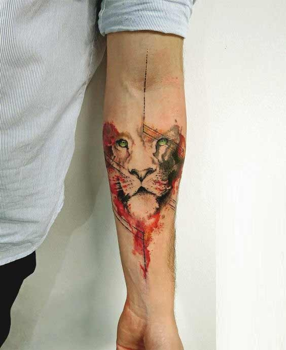 45 Best Leo Tattoos Designs & Ideas For Men And Women With