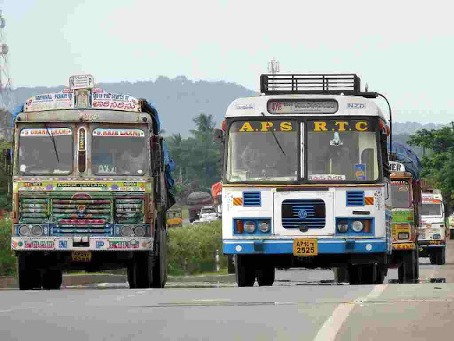 national majdur union gives strike notice to apsrtc