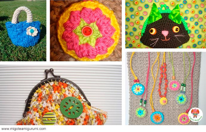 accesorios creados en ganchillo - migoteamigurumi.com