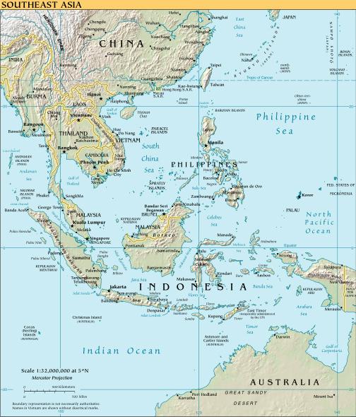 karta sydostasien Sydostasien Geografi Karta | Sverige Stadskarta Geografi Plats karta sydostasien