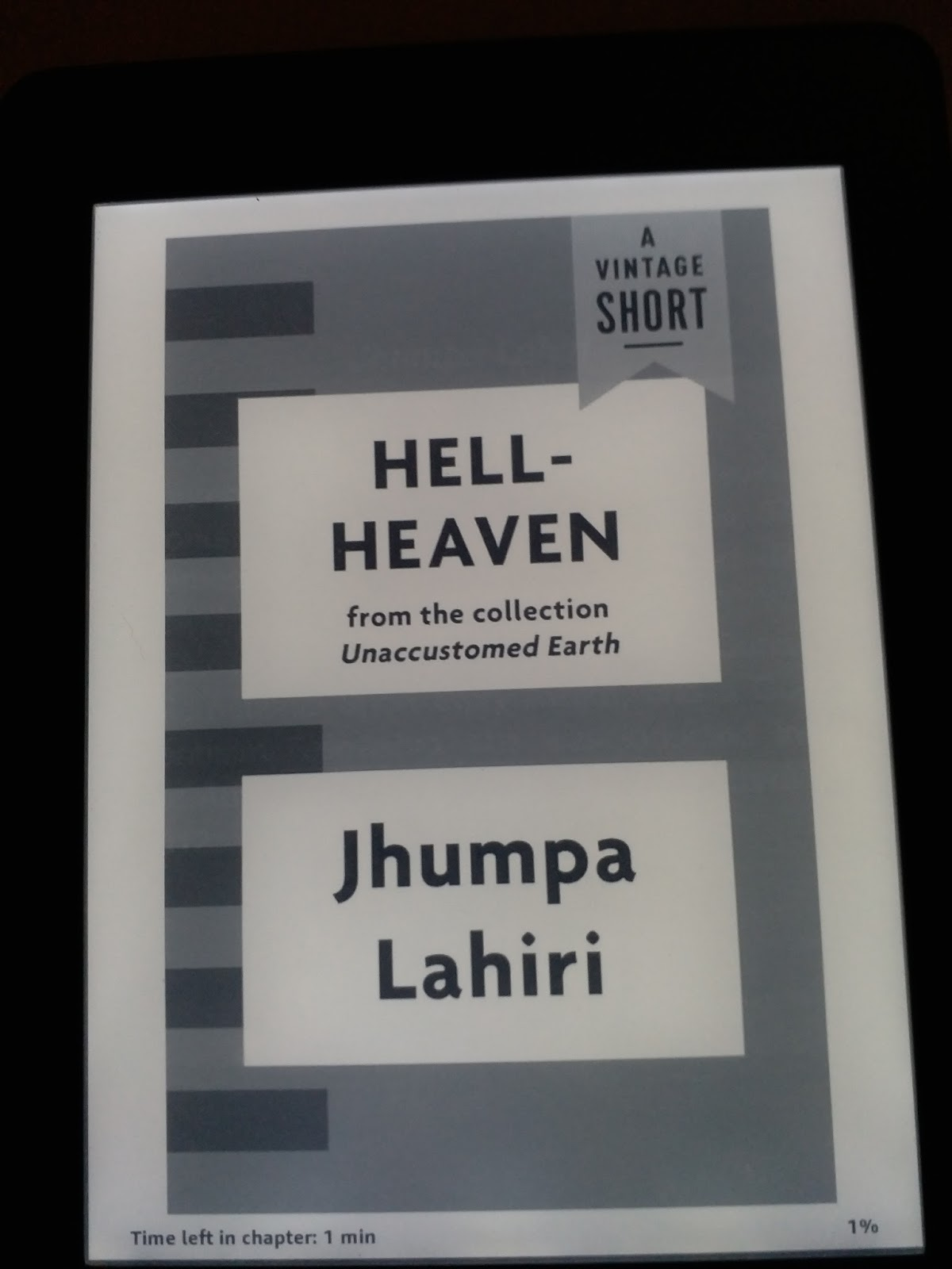 """analysis of conflict in jhumpa lahiri s hell heaven Clothes as a marker of cultural identity in jhumpa lahiri's """"hell-heaven"""" for the analysis of the cultural generational conflict and tension seem to be."""