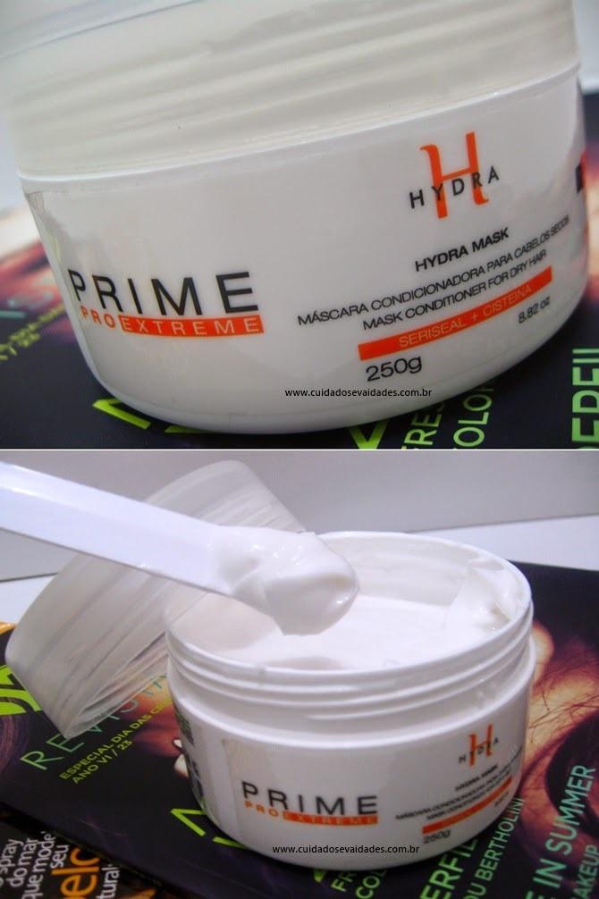 Prime Pro Extreme Hydra Máscara