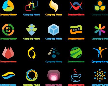 تنزيل المجموعه الأولى من تصاميم الشعارات الفيكتور الجاهزه للتعديل بالاليستريتور ,AI Vector Logo Design Templates no1