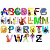 Aqui no SOESCOLA, você encontra vários desenhos de Alfabeto cursivo para colorir, imprimir e pintar.